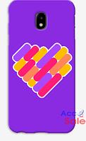 Чехол с принтом Likee TikTok для Samsung Galaxy J3 2017 330