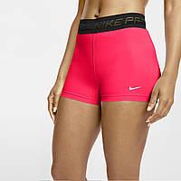 Шорты жен. Nike W Np Pro Cln Short 3In (арт. CJ5270-644), фото 1