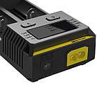 Заряднoe устройство Nitecore New i2, фото 3