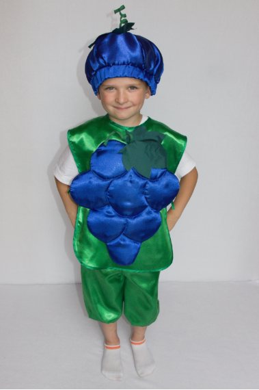 Карнавальний костюм Виноград для дітей 3-6 років
