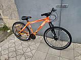 "Велосипед Crossride SKYLINE 26 MTB ST 17"" оранжевый, фото 2"