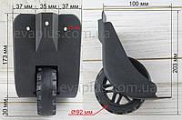 Колеса 1429(усиленные)  для ремонта чемоданов, фото 1