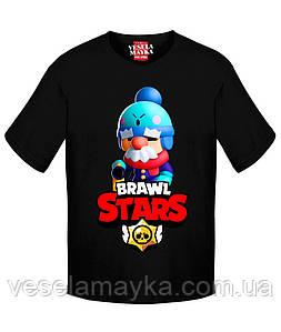 Детская футболка Бравл Старс Гейл 2 (Gale)