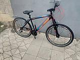 """Велосипед Crossride 26"""" Shark 17"""" черно-оранжевый, фото 2"""