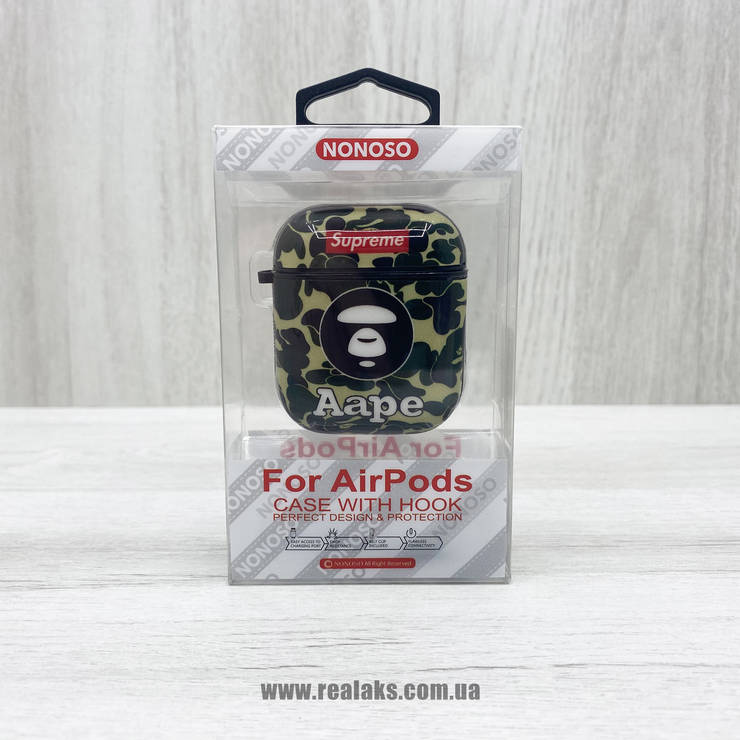 Чехол для наушников AIRPODS, AIRPODS 2, фото 2