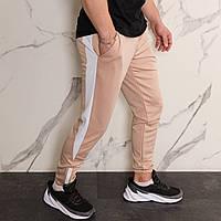 Чоловічі спортивні штани ТУР Rocky Beige, фото 1