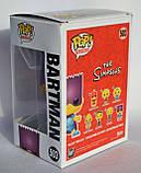 Колекційна фігурка Funko Pop! Bart Simpson Bartman, фото 4