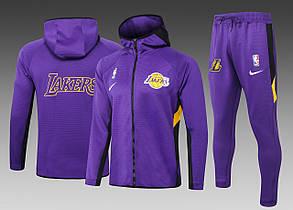 Спортивный баскетбольный костюм LA Lakers Лос Анжелес Лейкерс