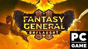 Fantasy General II: Onslaught  PC