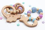 """Набор игрушек-грызунков С ИМЕНЕМ ВАШЕГО МАЛЫША Ярмирина """"Морское Царство Росинка"""", фото 8"""