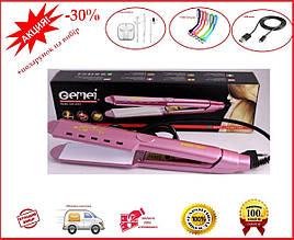Утюжок 3 в 1 для волосся Gemei GM-2957