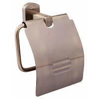 Держатель для туалетной бумаги Q-tap Liberty 1151 ANT (QTLIBANT1151)