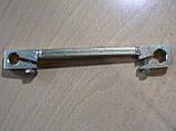 Ключ прокачки тормозов 9х11 зажимной толщина ключа 8мм Украина КООП, фото 6