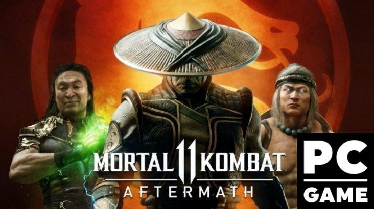 Mortal Kombat 11: Aftermath  PC