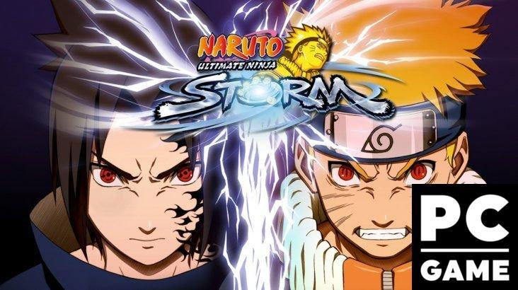 NARUTO. Ultimate Ninja STORM ключ активации ПК