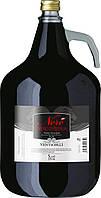 Вино красное сухое Nero d'Avola 5л (Италия)
