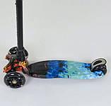 Самокат трехколесный для мальчика Best Scooter Maxi А 25531 /779-1329, фото 3
