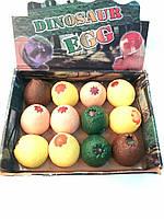Лизун яйцо с динозавром