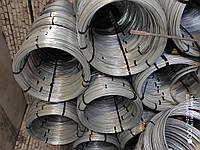 Дріт сталевий оцинкований 8 мм