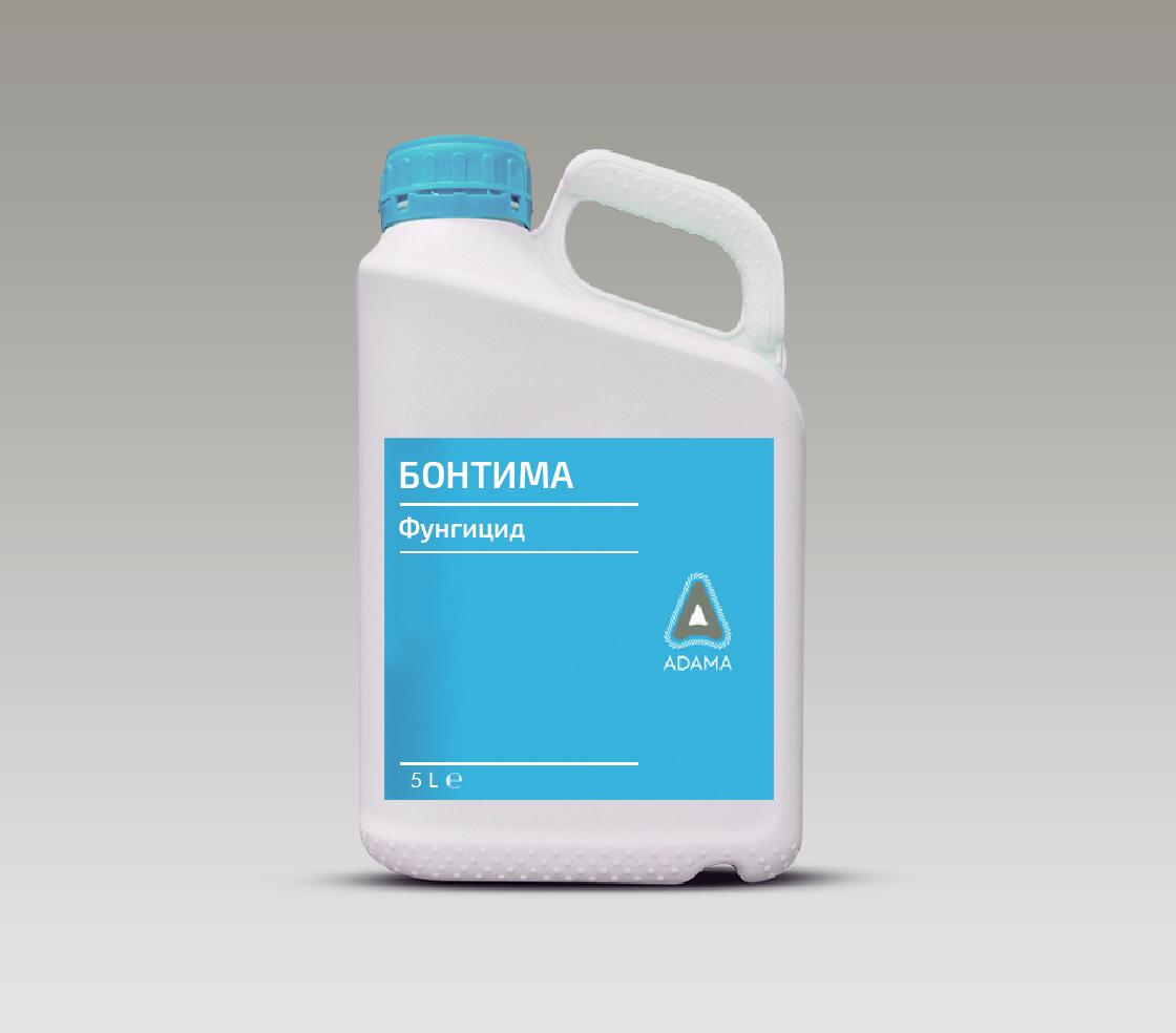 Фунгицид Бонтима 25%, к.е. Adama - 5 л