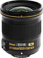 Объектив Nikon 24mm f/1.8G ED AF-S