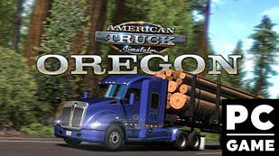 American Truck Simulator: Oregon  PC