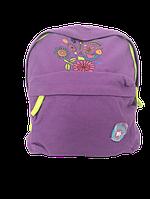 Рюкзак  детский фиолетового цвета Yes ST-30 Cold burgundy 555418