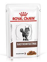 Лікувальний вологий корм для кішок Royal Canin Gastro Intestinal Feline 85 г