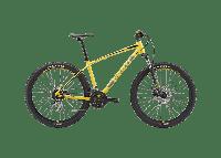 """Велосипед GIANT Talon 3  27,5"""" лимонно-желтый M 2019"""