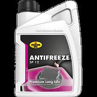 Антифриз красный фиолетовый концентрат KROON OIL Antifreeze SP 12 1L