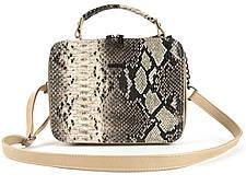 Качественная стильная сумка с эко кожи высокого качества B.Elit art. 09-12