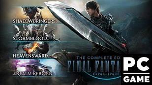 FINAL FANTASY XIV: Shadowbringers. Complete Edition PC