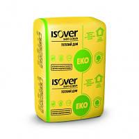 Теплоизоляция минеральная вата Isover (Изовер) Теплый Дом Плита 100 мм 610 х 1170 (4,996 м2)