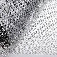Сетка штукатурная 17х40х0,5мм, 1,0х5,0м, стальная