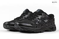 Мужские кроссовки Asics Flyte Foam (черные) KS 1470