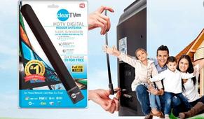 Цифрова кімнатна ТВ антена Clear TV key, фото 2