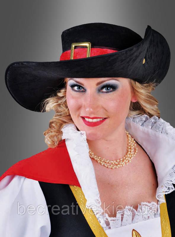 Шляпа для мушкетерских костюмов для взрослых