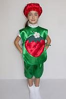 Костюм Полуниці від 3 до 6 років, фото 1