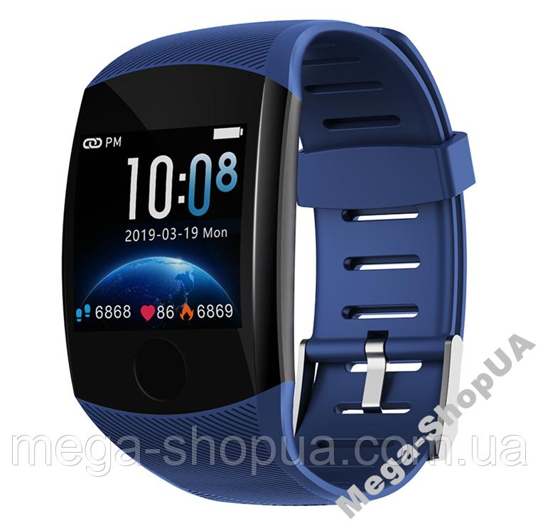 Смарт-часы Smart Watch Q11 Blue, спорт часы, умные часы, наручные часы, фитнес браслет, фитнес трекер
