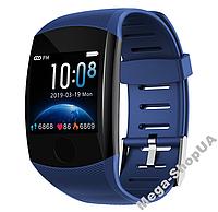 Смарт-часы Smart Watch Q11 Blue, спорт часы, умные часы, наручные часы, фитнес браслет, фитнес трекер, фото 1