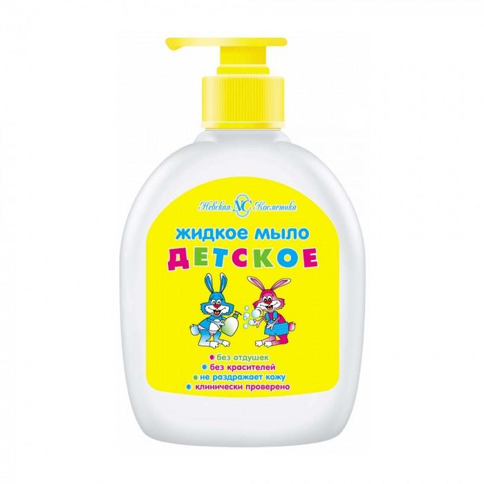 Жидкое крем-мыло Невская Косметика с экстрактом алоэ 300 мл