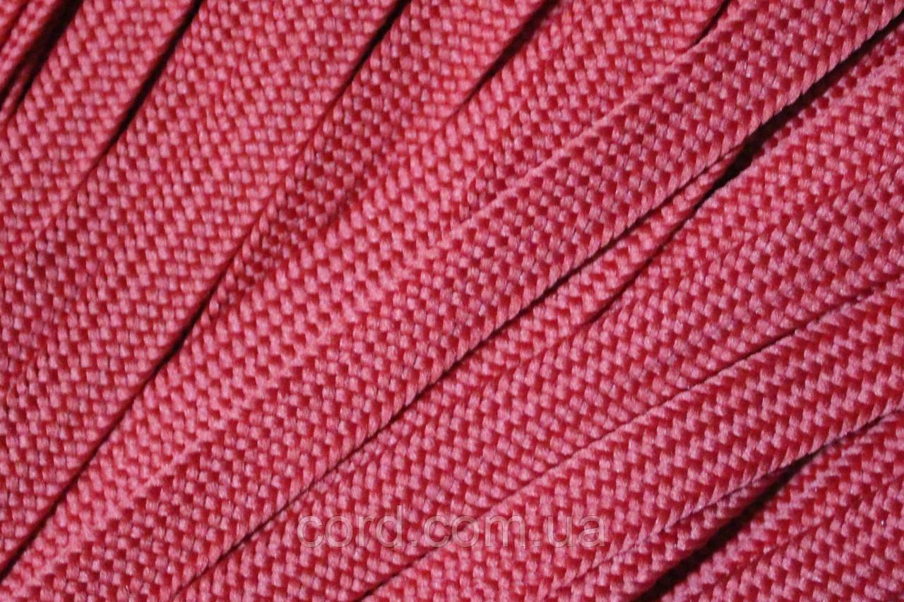 Шнур плоский тесьма 10мм (100м) слива