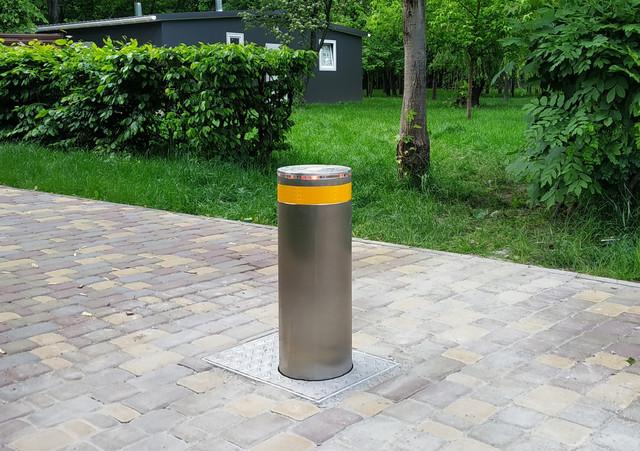 Парковочный автоматический болард Украина