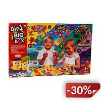 Набор креативного творчества Danko Toys 4 в 1 BIG CREATIVE BOX 7858DT