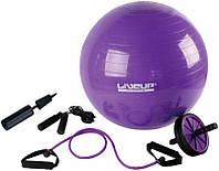 Набор для тренировок LiveUp Training Set Purple-Black (LS3511)