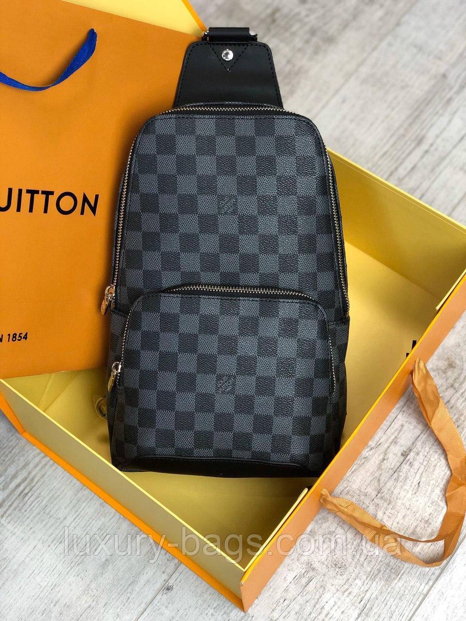 Чоловіча сумка слінг Louis Vuitton Avenue Sling