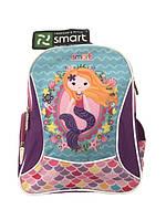 Школьный рюкзак Smart для девочек ZZ-02 Mermaid 556813