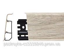 Плінтус підлоговий Arbiton INDO 03 Дуб лофт