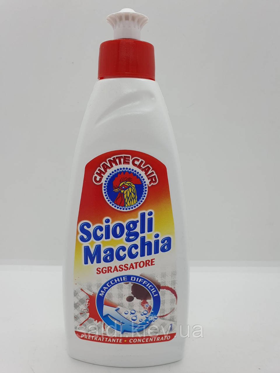 Жидкий пятновыводитель ChanteClair SCIOGLIMACCHIA, 375 мл