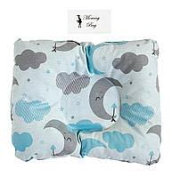 Ортопедическая подушка для новорожденных Луна №15